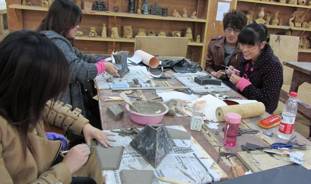 Selected Past Ceramic Workshops
